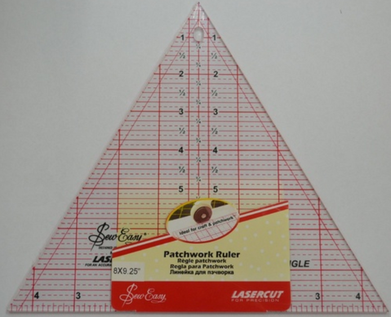 Quilting Ruler 60 deg RUL-01