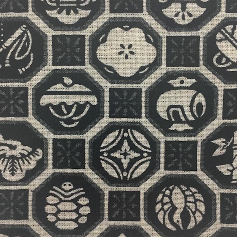 Takumi Printed Cotton Fabric 14N-5A