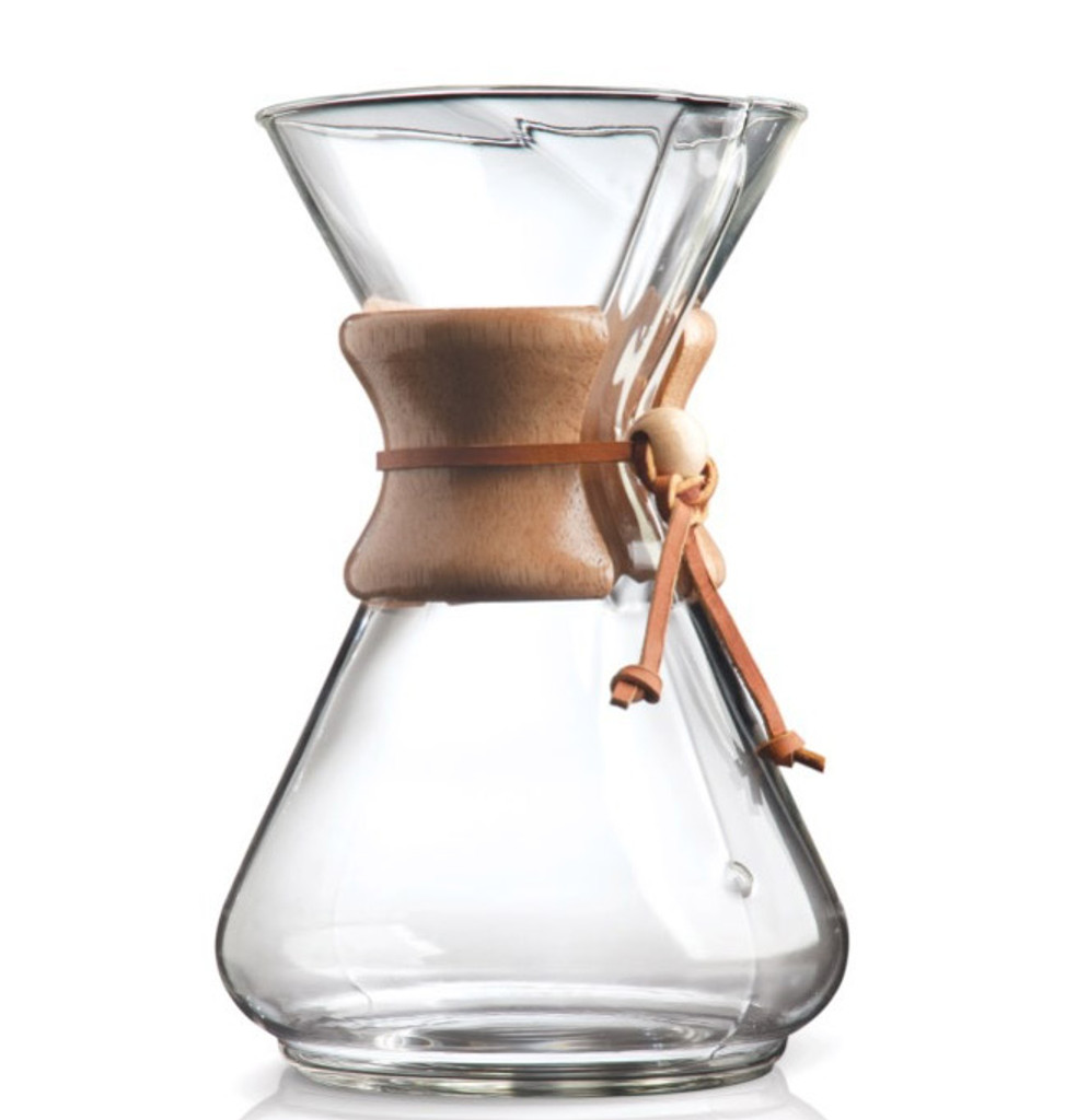 Chemex 10 cup coffee maker