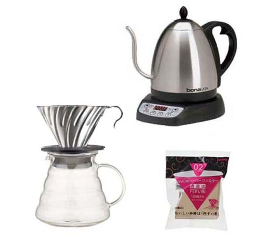 Deluxe Pour Over Kit