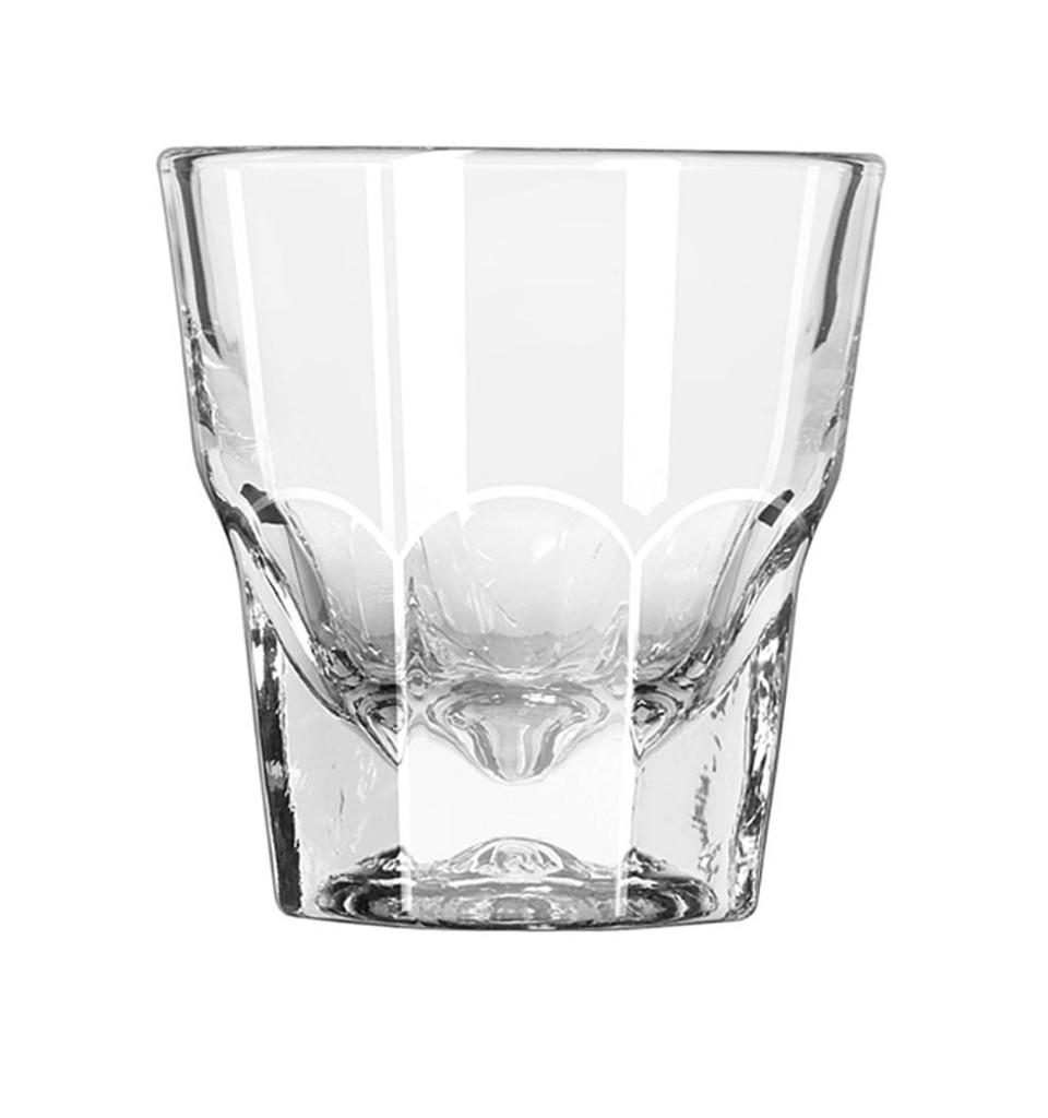 Cortado/Gibralter Glass