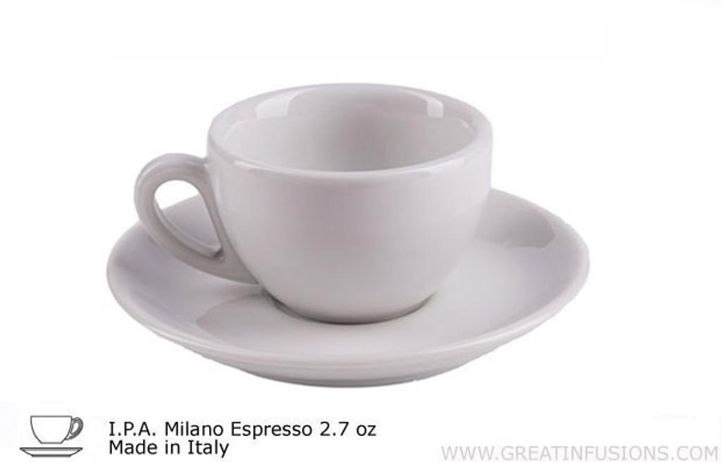 IPA Bianca Milano Espresso Cup