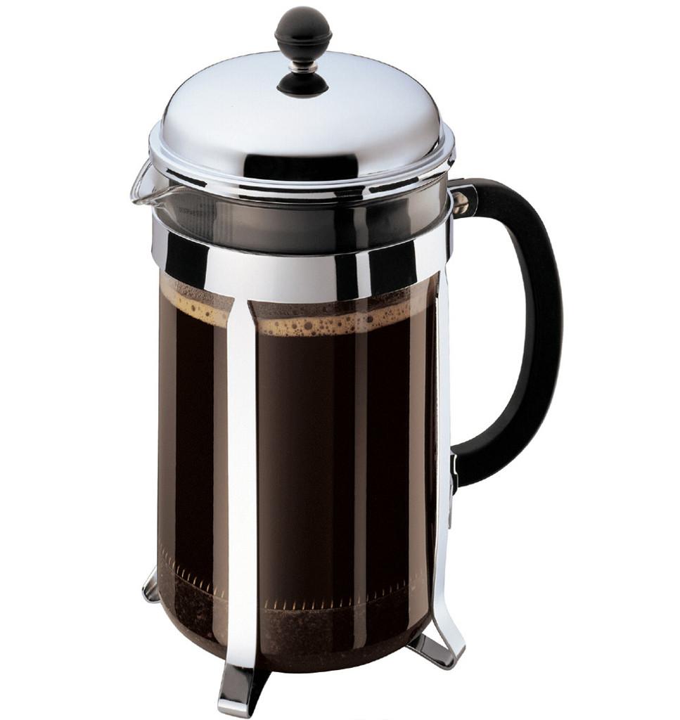 1.5 Liter Bodum Chambered French Press Coffee Maker
