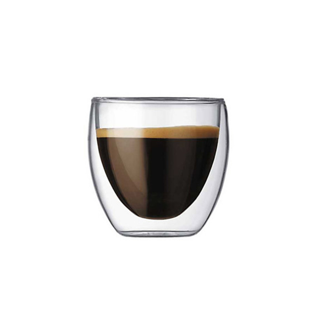 Bodum Pavina 9 oz glass
