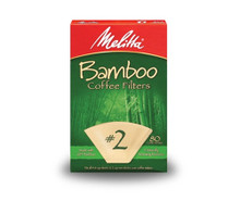 Melitta Bamboo #2 Cone Filters
