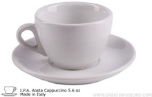 IPA Bianca Aosta Cappuccino Cup
