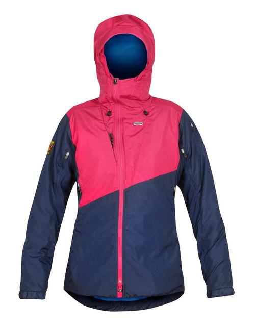 Páramo Women's Ventura Jacket: Midnight / Carmine