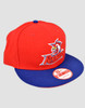 Sydney Roosters New Era 9FIFTY Red Cap