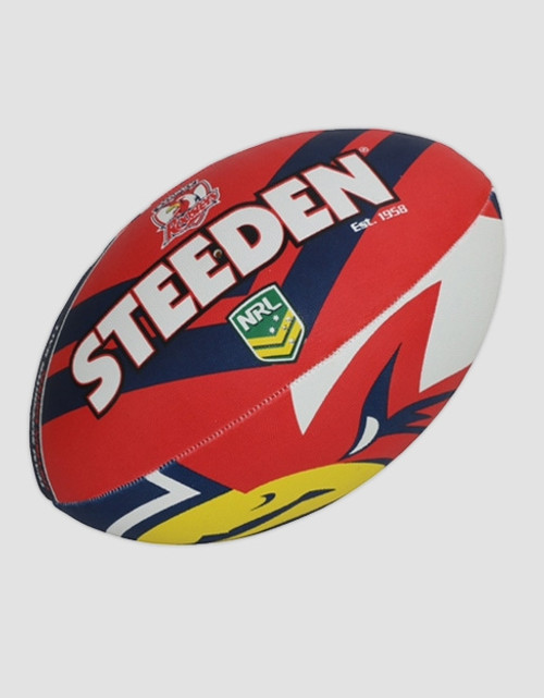 Sydney Roosters Supporter Football - Size 3