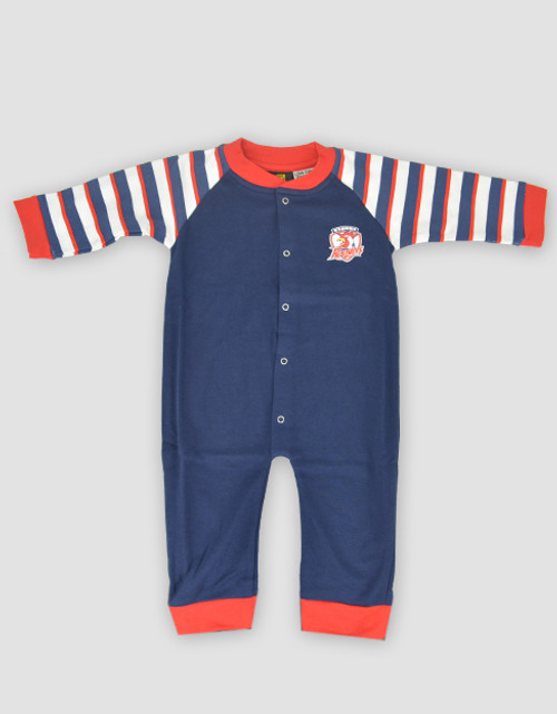 Sydney Roosters Babies Coverall