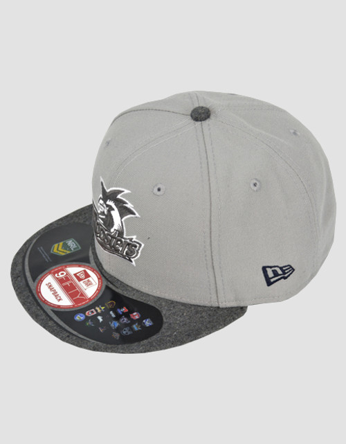 Sydney Roosters New Era 9FIFTY Winter Chill Grey Cap
