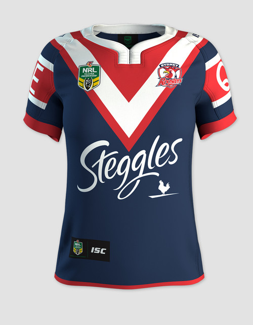 Sydney Roosters 2017 Womens Home Jersey