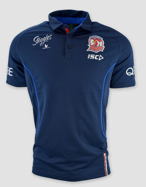Sydney Roosters 2017 Mens Media Polo
