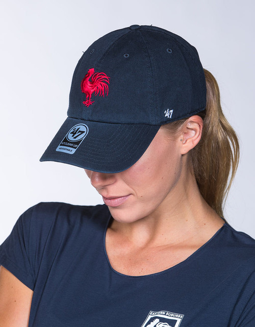 Sydney Roosters 47 Brand Heritage Clean Up Cap