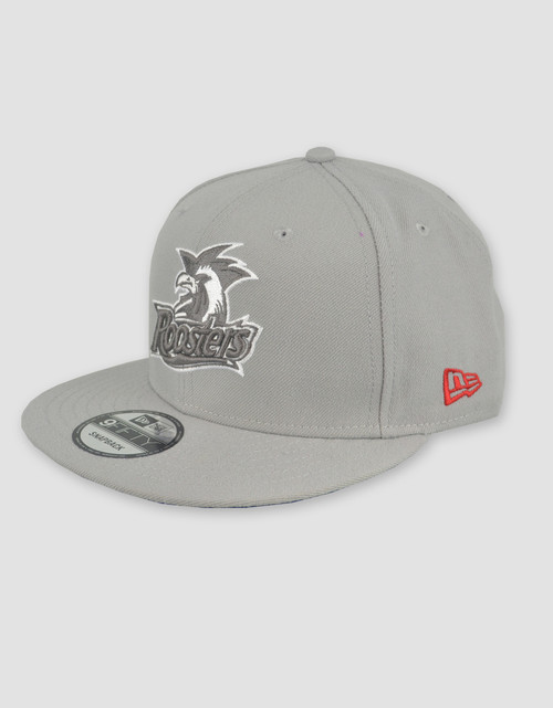 Sydney Roosters New Era 9FIFTY Grey Pop Snapback