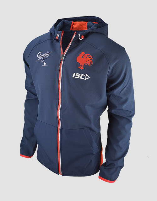 Sydney Roosters 2018 Mens Tech Pro Hoody
