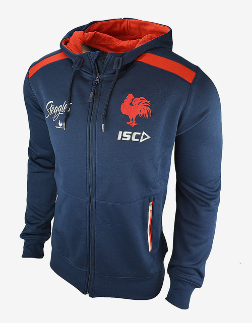 Sydney Roosters 2018 Mens Squad Hoody