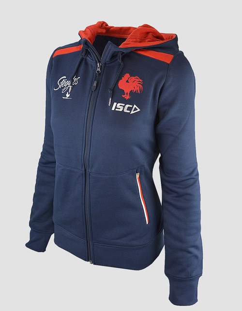 Sydney Roosters 2018 Womens Squad Hoody