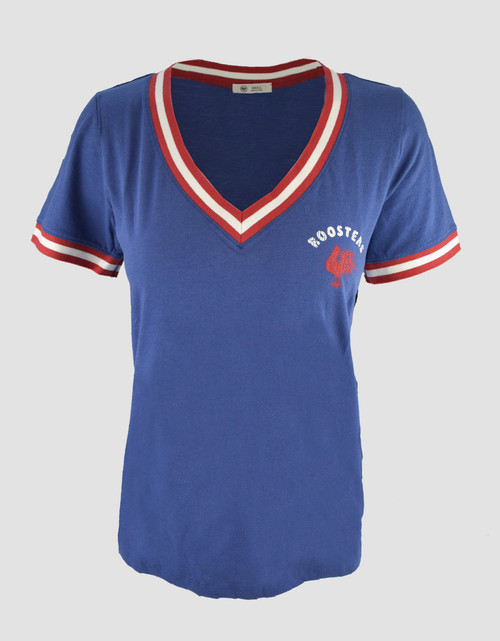 Sydney Roosters Womens 47 Brand Viper Tee