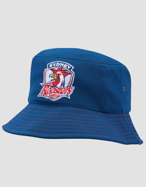 Sydney Roosters 2018 Classic Polytwill Bucket Hat
