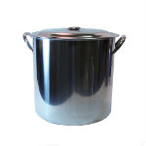 8 Gallon Stainless Steel Kettle 32 quart