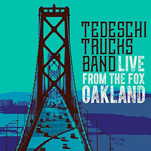2 CD SET: TEDESCHI TRUCKS BAND - LIVE FROM OAKLAND