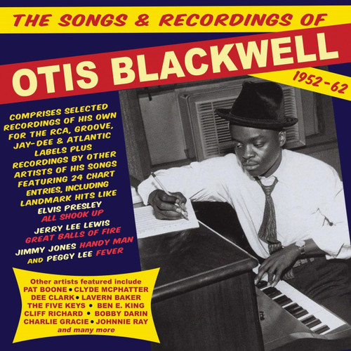 OTIS BLACKWELL - The Songs & Recordings Of Otis Blackwell 1952-62