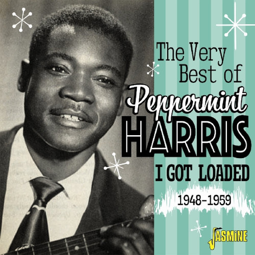 PEPPREMINT HARRIS -  I Got Loaded 1948-1959 - (2 CD SET)