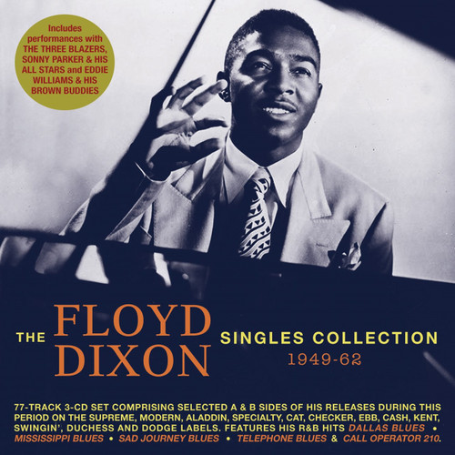 Floyd Dixon - The Collection 1949-62 -3 CD SET