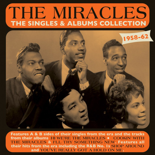 The Miracles - The Collection 1958-62 - 2 CD SET