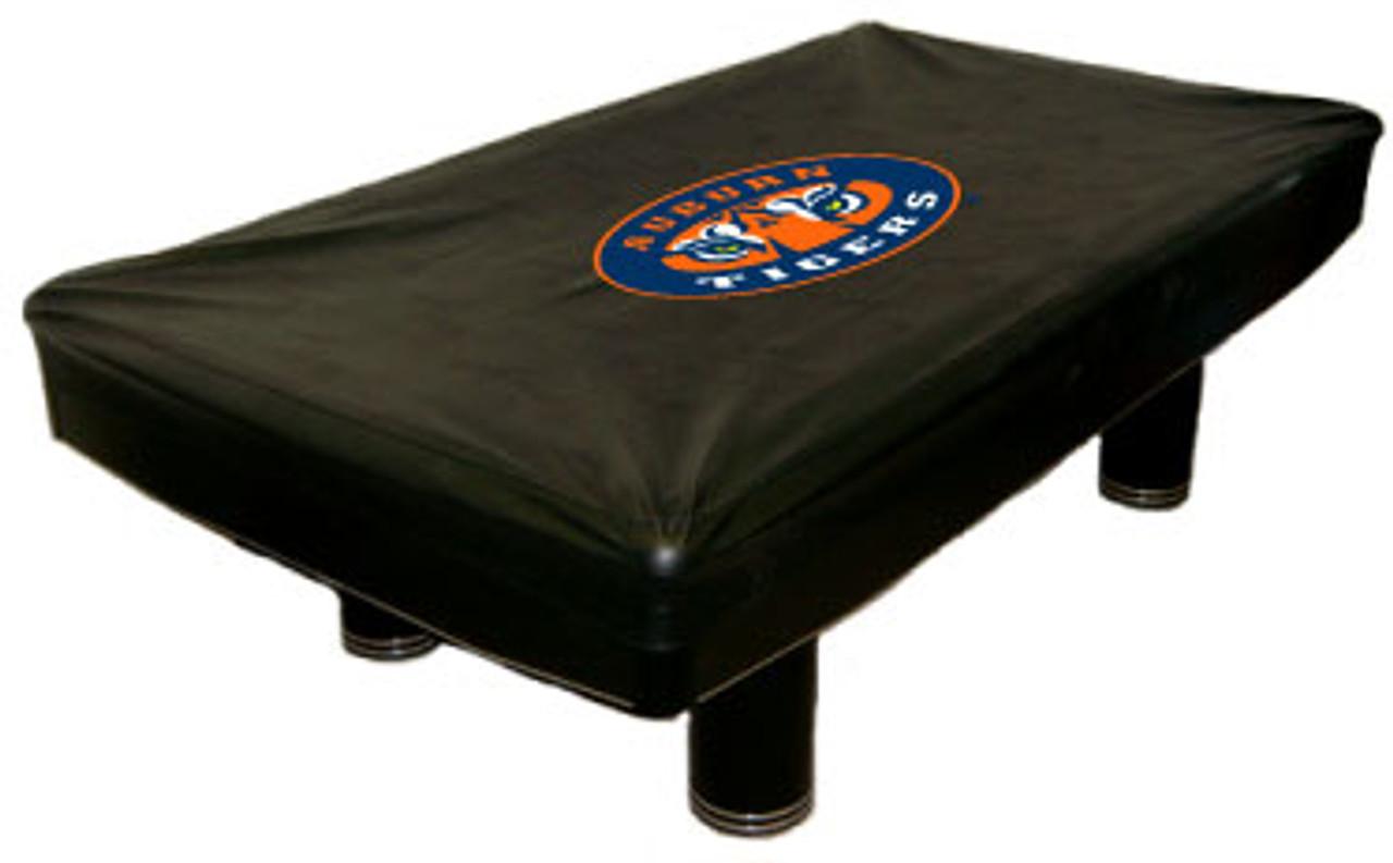 Auburn Tigers 8 Foot Custom Pool Table Cover