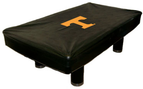 Tennessee Volunteers 8 Foot Custom Pool Table Cover