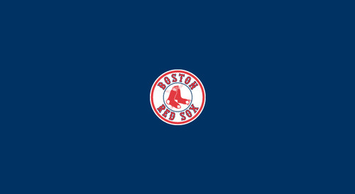Boston Red Sox Pool Table Felt 9 foot table