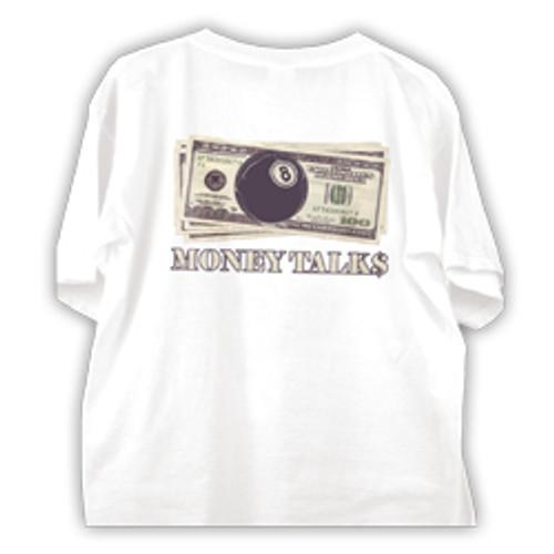 """Adrenaline """"Money Talks"""" T-Shirt"""