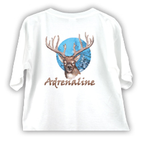 "Adrenaline ""Deer"" T-Shirt"
