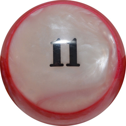Sterling Designer Candy Pool Balls – 11 Ball