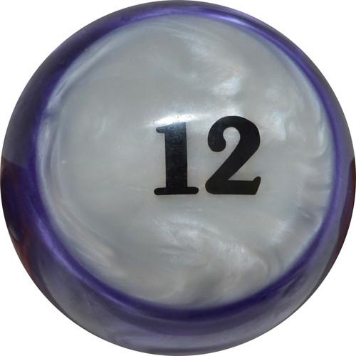 Sterling Designer Candy Pool Balls – 12 Ball