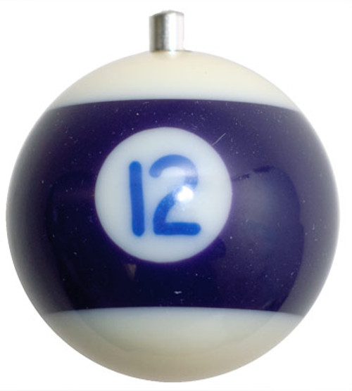 Billiard Ball Christmas Tree Ornaments - #12