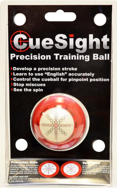 CueSight Precision Training Ball