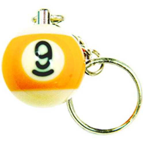 1 9-Ball Key Chain