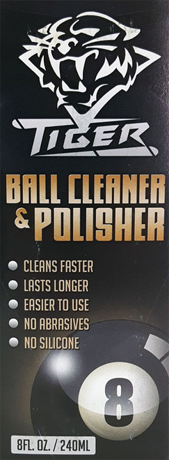 Tiger Ball Cleaner and Polisher