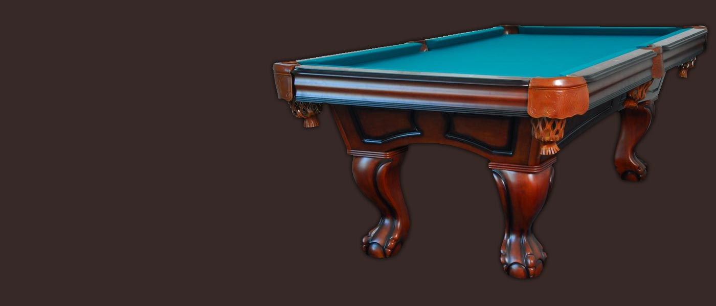 Recover Your Pool Table With Brand New Table Felt.