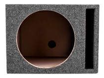 "Ported 12"" Subwoofer Box - Single"
