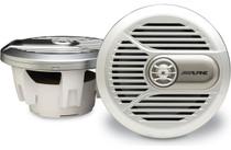 """Alpine SPR-M700 7"""" 2-way marine speakers"""