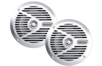"Alpine SPS-M601 6-1/2"" 2-way marine speakers (Silver)"