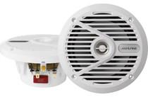"Alpine SPS-M601 6-1/2"" 2-way marine speakers (White)"
