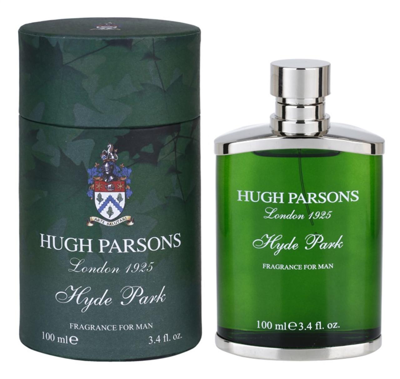 Hugh Parsons Hyde Park Eau De Parfum Chicago Haircut Grooming