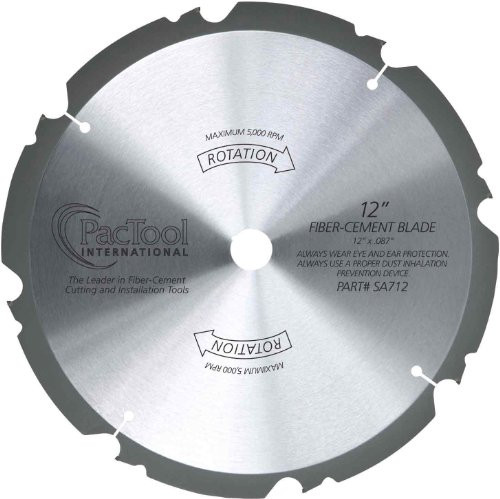 Saw blades circular saw blades page 1 hartmann variety pactool international sa710 10 inch fiber cement saw blade greentooth Images