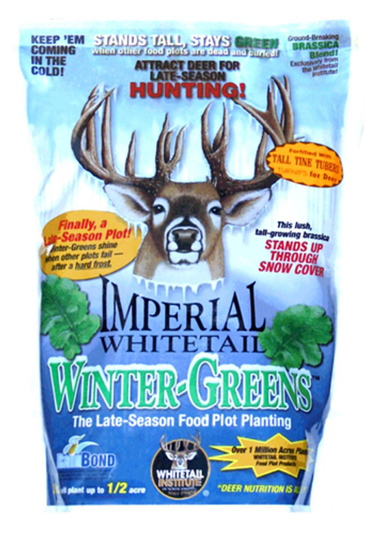 Whitetail Institute Imperial Winter-Greens