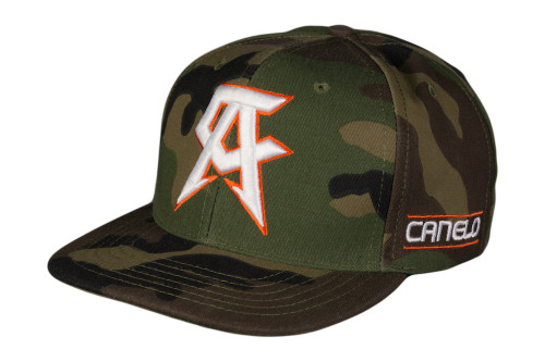 Canelo Camo Snapback